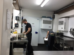 les cuisines - Silo, restaurant zéro déchet (c) Ea Marzarte - Small = Beautiful