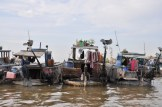 Floating markets - not only in Bangkok