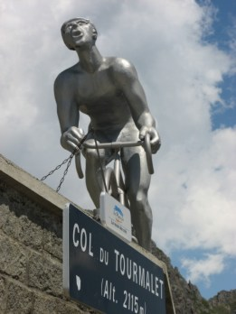 Col du Tourmalet - a Tour de France classic