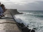 The Atlantic coast, San Sebastian, Spain