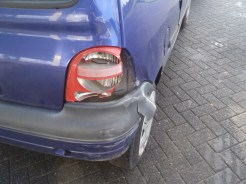 My Renault Twingo - not worth repairing
