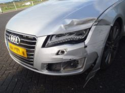 Your Audi A7 - the headlight is worth more than the Twingo ever did