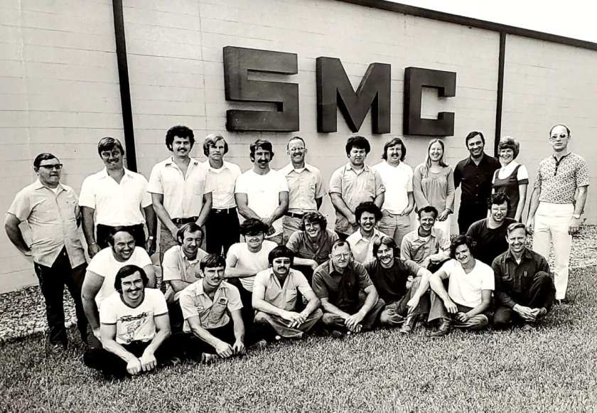 Smalley group 1973