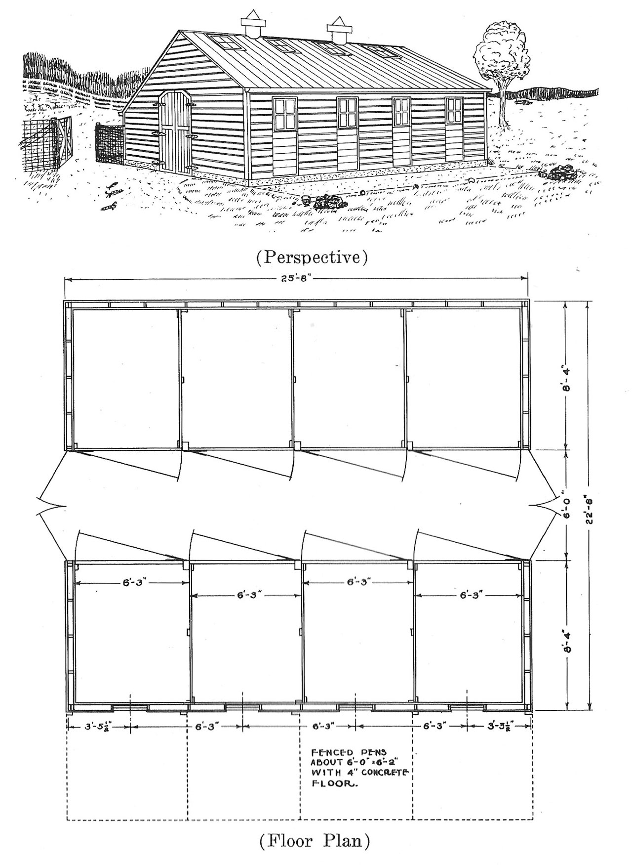 4 h pig diagram 2002 suzuki eiger 400 4x4 wiring plans for hog houses small farmer s journal