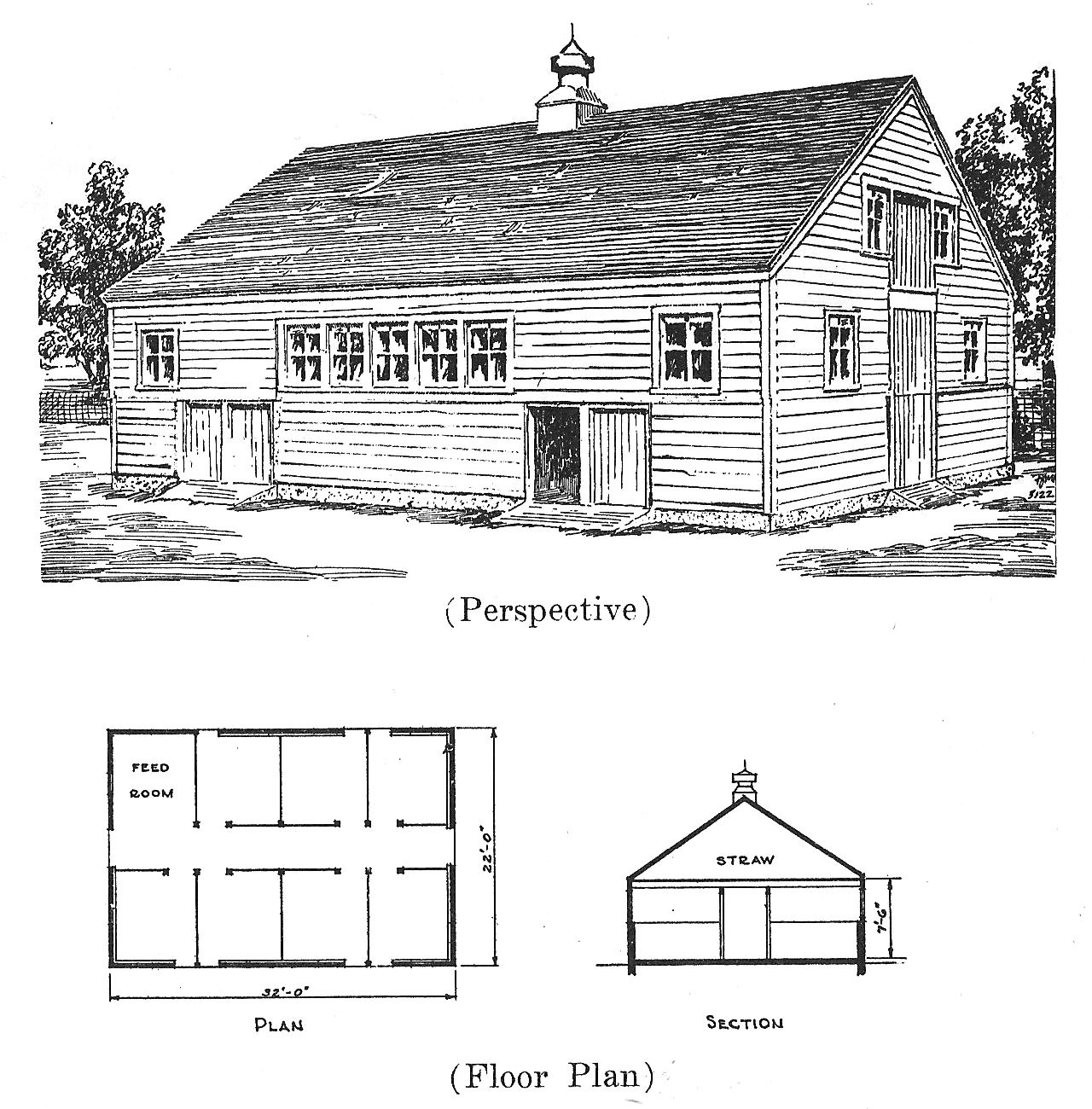 Commercial Pig House Plans