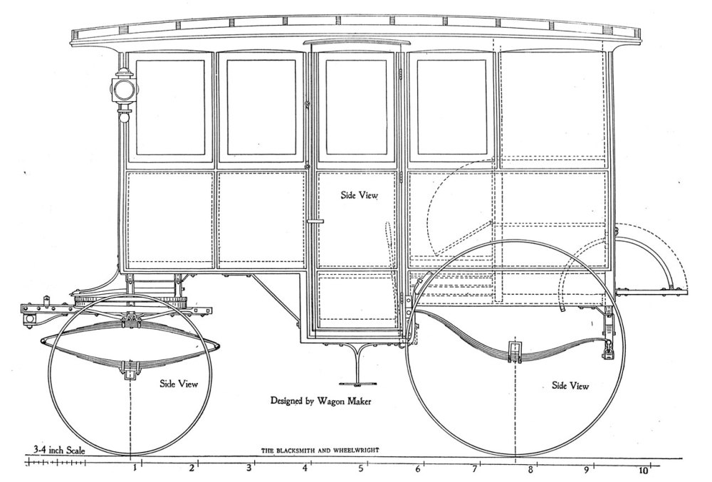 medium resolution of delivery wagon plans