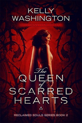 Book Cover: The Queen of Scarred Hearts