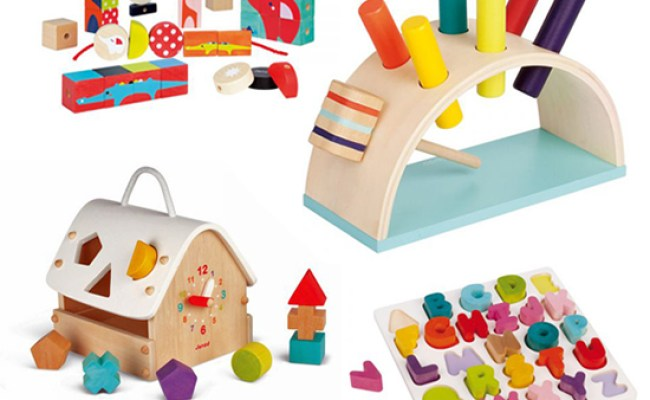 Janod Wooden Toys European Toys For Babies Toddlers
