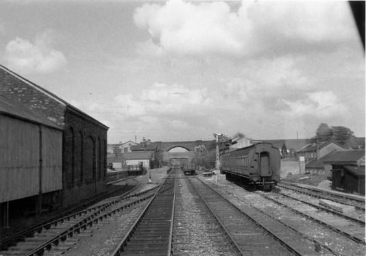 1st Herts Railtour 12 St Albans LRc ©