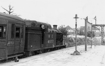Abbey Stn 12 N1 No 4577 1945 ©