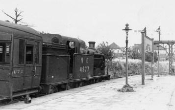 Abbey Stn 12 N1 No 4577 1945 ©