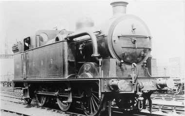 Branch Locos 13 N1 No 190 Hatfield date unknown ©