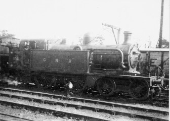 Branch Locos 9 C12 No 1541 Hatfield 1921