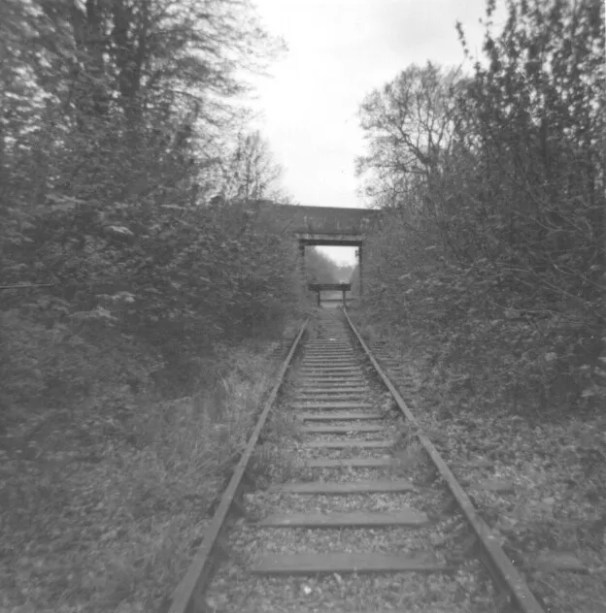 End of line after 1964 Colney Heath Bridge 1968