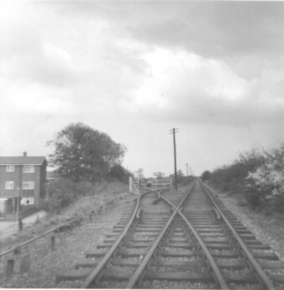 Fiddle Bridge Siding 1968 - 1