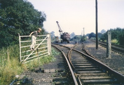 Fiddle Bridge Siding 1968 - 2