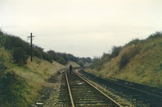 Hatfield Main Line from Branch 1966