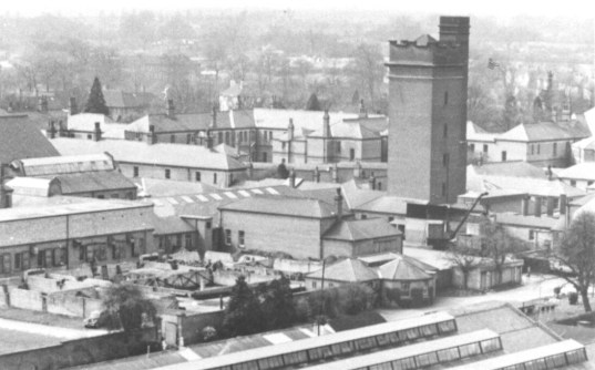 Hill End Asylum 2 1951
