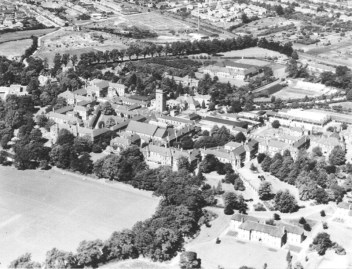 Hill End Asylum 4 in 1930s