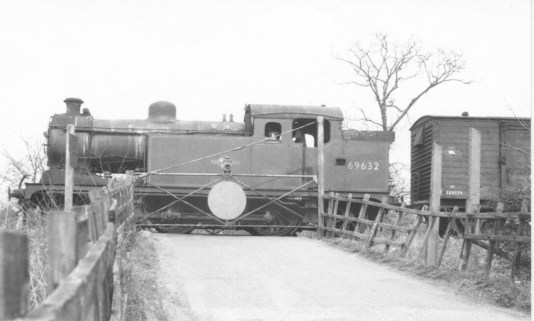 Hill End Yard 7 1960