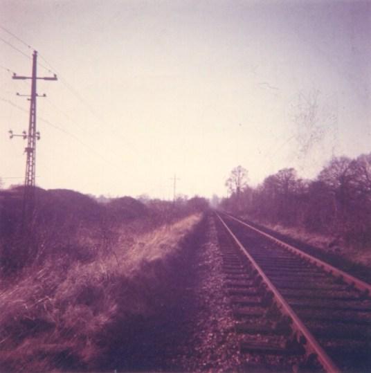 Near Butterwick Siding looking West 1963
