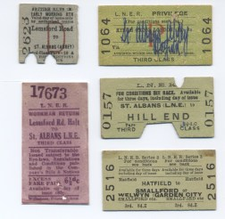 Passenger Tickets