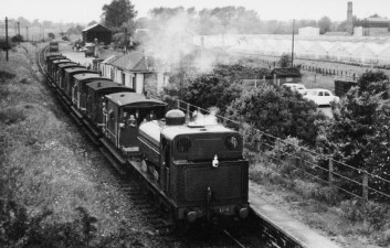 SLS Brake Van Special 3 Smallford