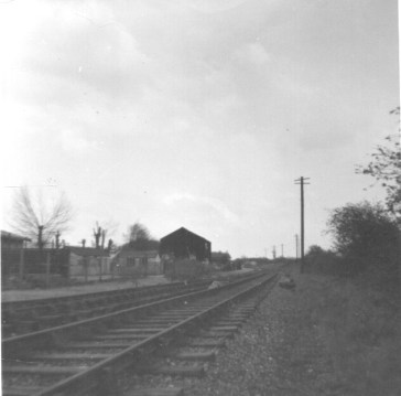 Smallford - 31 Looking East 1968