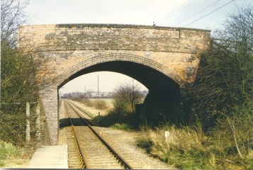 Smallford - 8 Station Bridge 1967