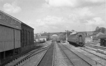 St Albans London Rd 18 1955 ©