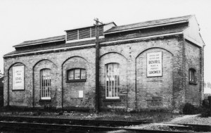 St Albans London Rd 22 Loco Shed in 1930s