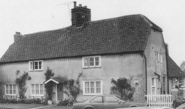 Butterwick Farm House