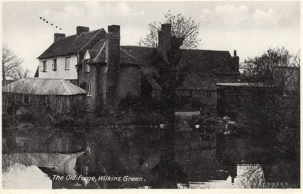 The Old Forge, Wilkins Green