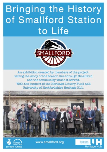 Bringing the History of Smallford Station to Life_01