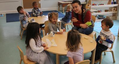 Child centered learning