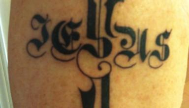 Blake's Tattoo