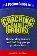 Pocket Guide to Coaching Small Group Leaders