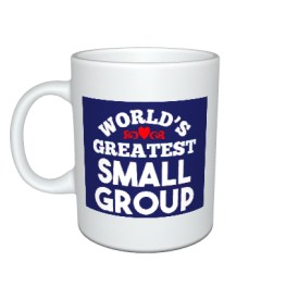 World's Greatest Small Group Coffee Mug