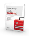 Small Group Leader TOOLBOX cover