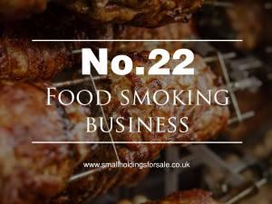Food Smoking Smallholding