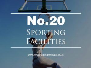 Sporting Fields Smallholding
