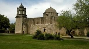 San Jose Mission, San Antonio