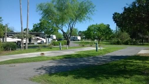 Bentsen Palm Village, Circle Pull-Throughs