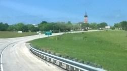 Shiner, TX - en route to Bastrop