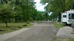 Tyler State Park, Big Pine Area