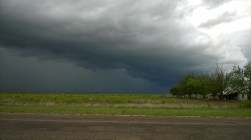 Near Childress, TX