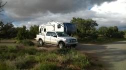 Horsethief BLM Campground Site#34