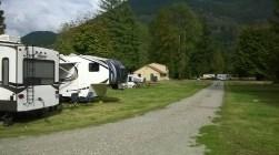 Alpine RV Park, Marblemount, WA