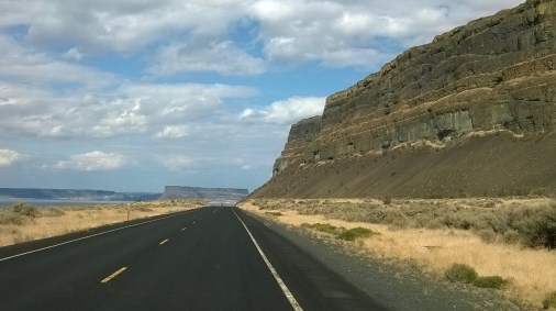 The Grand Coulee - Steamboat Rock
