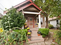 Small Craftsman Bungalow Houses Portland Oregon